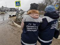 Проверка транспорта в Новомосковске, Фото: 31