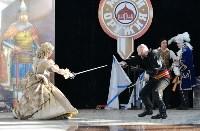 В музее оружия показали театральное шоу, Фото: 34