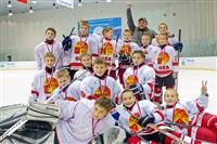 Детский хоккейный турнир на Кубок «Skoda», Новомосковск, 22 сентября, Фото: 4