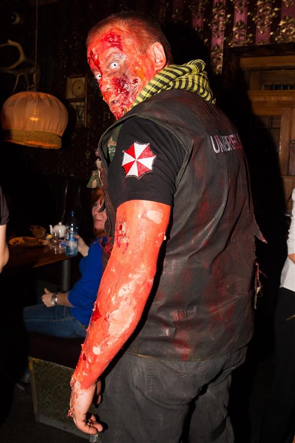 Николай Котов - зомби-солдат корпорации Umbrella (Resident Evil)