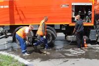 В Туле начался капитальный ремонт ливневки на ул. Коминтерна, Фото: 5
