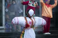 Широкая Масленица с Тульским цирком: проводы зимы прошли с аншлагом, Фото: 38