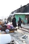 Пожар в жилом бараке, Щекино. 23 января 2014, Фото: 28
