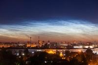 Серебристые облака, Фото: 1