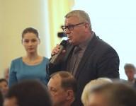 Встреча врио губернатора Тульской области Алексея Дюмина с общественностью. 23 марта 2016 года, Фото: 8