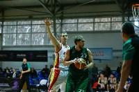 Тульские баскетболисты «Арсенала» обыграли черкесский «Эльбрус», Фото: 62