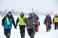 В Туле выбрали лучших рыбаков по ловле на блесну со льда, Фото: 38