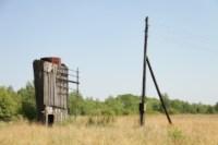 31 июля 2014 г., д. Лобынское Ленинского района. Никто не задумывался, что водокачка бесхозная, пока не стало воды, Фото: 1