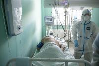 В положении на животе пациенты проводят до 16 часов в сутки. Тяжело, зато помогает выздороветь., Фото: 14