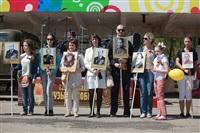 В Туле ветеранов развлекали рок-исполнители, Фото: 39