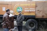 Прорыв канализации на улице Столетова, Фото: 12