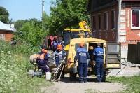 На Косой Горе ликвидируют незаконные врезки в газопровод, Фото: 1