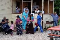 В Плеханово начали сносить дома в цыганском таборе, Фото: 135
