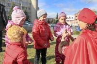 Высадка елей в сквере Глеба Успенского, 16.10.2015, Фото: 1