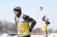 III ежегодный турнир по пляжному волейболу на снегу., Фото: 55