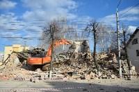 Снос аварийного дома на улице Октябрьской, Фото: 47