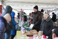 Новогодний арт-базар, Фото: 20
