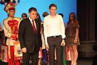 Владимир Груздев поздравил тульских выпускников-медалистов, Фото: 67