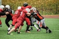 Матч по американскому футболу между «Тарантула» и «Витязь», Фото: 60