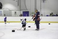 Легенды хоккея провели мастер-класс в Туле, Фото: 11