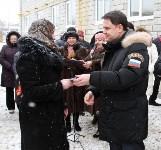 Вручение ключей от квартир в мкр Новоугольный. 26.01.2015, Фото: 3
