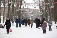 В Центральном парке Тулы прошли масленичные гуляния, Фото: 73