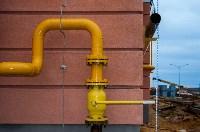 Установлен кран на трубу подачи газа к дому 21. ООО «МГ-Финанс» (группа компаний Интертехпроект), Фото: 6