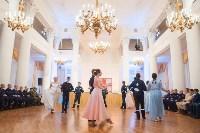 В колонном зале Дома дворянского собрания в Туле прошел областной кадетский бал, Фото: 17