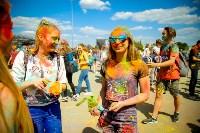 В Туле прошел фестиваль красок и летнего настроения, Фото: 125
