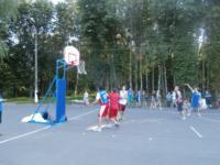 В Центральном парке Тулы прошли соревнования по уличному баскетболу, Фото: 3