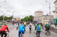 В Туле прошел большой велопарад, Фото: 90