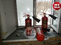 В Петелинской психиатрической больнице произошел пожар, Фото: 9