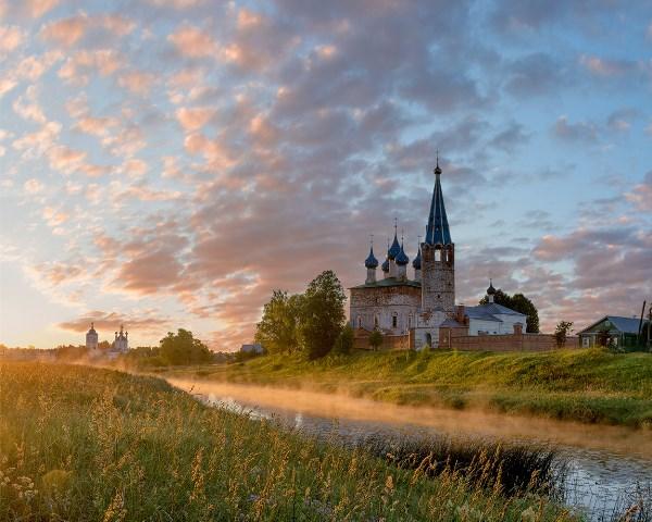 село Дунилово Ивановская область церковь Благовещения Пресвятой Богородицы в Благовещенском монастыре