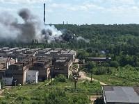 В Алексине произошел крупный пожар, Фото: 6