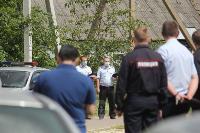 Жуткое ДТП в Суворове: проститься с погибшим полицейским пришли сотни человек, Фото: 10