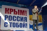 Митинг в Туле в поддержку Крыма, Фото: 7