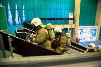 Тульские пожарные провели учения в драмтеатре, Фото: 2