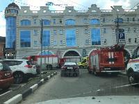 Из ТЦ «Утюг» в Туле эвакуировали людей, Фото: 1