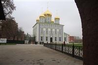 16 октября Владимир Груздев проконтролировал ход работ в Тульском кремле., Фото: 1