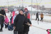 Как туляки провожали зиму на набережной Упы, Фото: 45