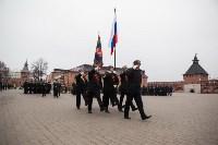 Митинг сотрудников ОВД в Тульском кремле, Фото: 81