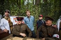 В Центральном парке воссоздали боевой подвиг советских солдат, Фото: 42