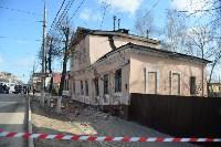 На ул. Октябрьской развалился дом, Фото: 15