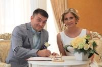День семьи, любви и верности во Дворце бракосочетания. 8 июля 2015, Фото: 14