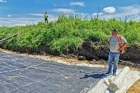 В Тульской области началась расчистка русел Оки и Упы, Фото: 29