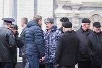 Митинг сотрудников ОВД в Тульском кремле, Фото: 15