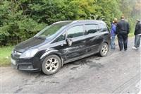 ДТП на автодороге «Крым», 10 сентября 2013 г., Фото: 9
