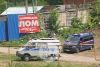 Расстреляли полицейского на Косой Горе, Фото: 5
