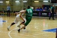 Тульские баскетболисты «Арсенала» обыграли черкесский «Эльбрус», Фото: 4