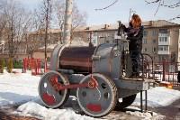 Поезда-памятники Тульской области, Фото: 10